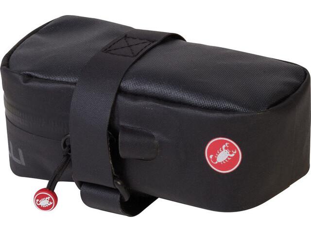 Castelli Undersaddle pyörälaukku Mini , musta
